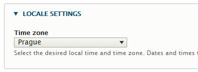 33locale settings
