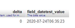 33mysql datetime