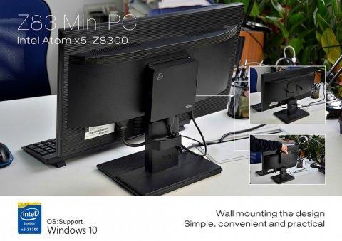 33Beelink Z83 TV Box připojení na monitor