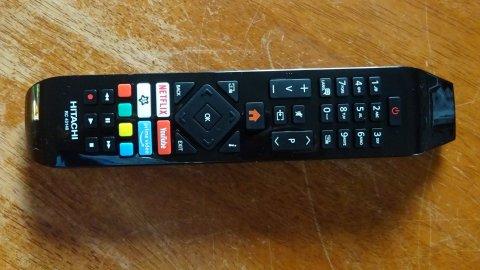 33TV ovladač